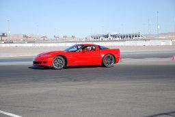 samochód sportowy Corvette